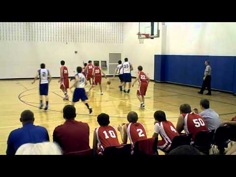 Plymouth vs. Western Reserve #2 (8th grade)