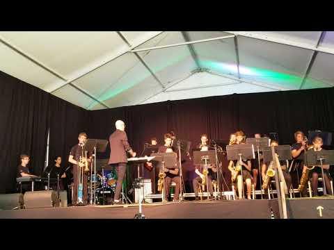 Henry Larsen elementary school jazz club