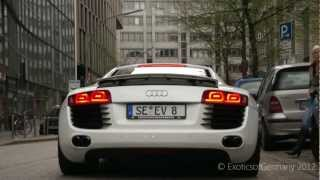 Supercarkings Audi R8 V8 - Review, LIMIT REVS and Details