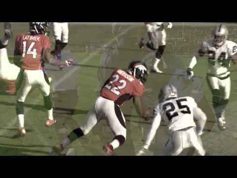 C.J. Anderson Highlight 2014- Can