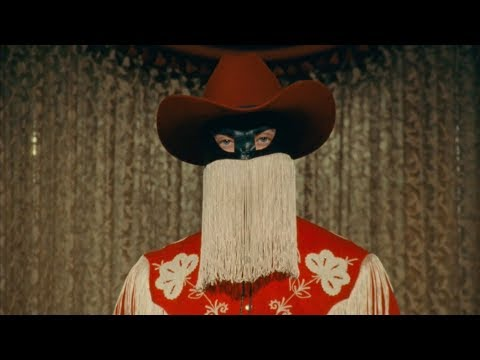 Ginger - Who is that masked man with the Chris Isaak-like voice?  Meet Orville Peck!