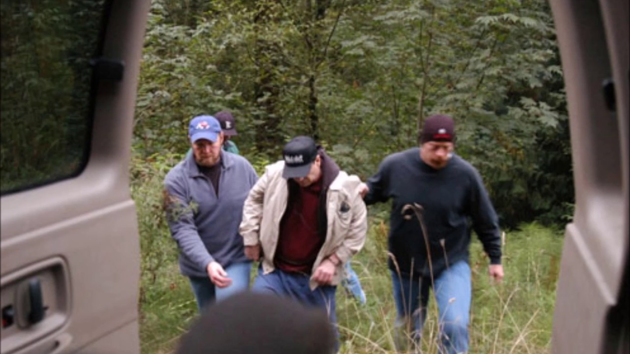 Download The Green River killer crime scene years later