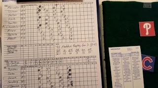 92 Greg Maddux Replay | Game 3 vs Philadelphia