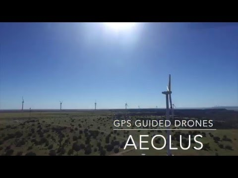 HD Drone Wind Turbine Inspection Services - Aeolus Energy Solutions