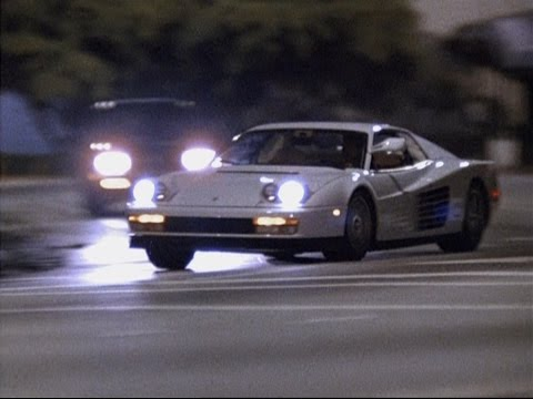 MIAMI VICE TESTAROSSA TRIBUTE (In the Air Tonight)