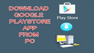 Gambar cover How to download google play store apps on Windows pc
