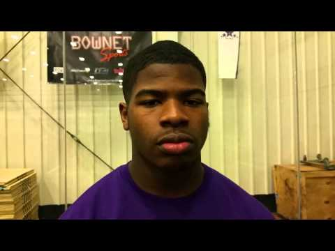 Rutgers recruiting video: 4-star Camden defensive end Ron Johnson says