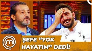 Ekin'in Ağzından Kaçtı! | MasterChef Türkiye 73.Bölüm