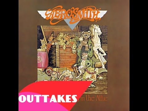 Aerosmith Outtakes From Toys In The Attic Album Youtube