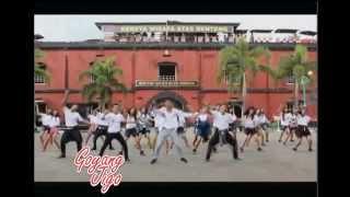 Goyang Jigo Versi Dasca Dance Crew Gojigo 25 SCTV 2015