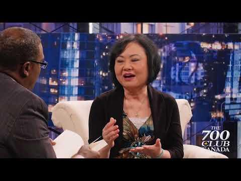 Kim Phuc Interview (The 700 Club Canada)