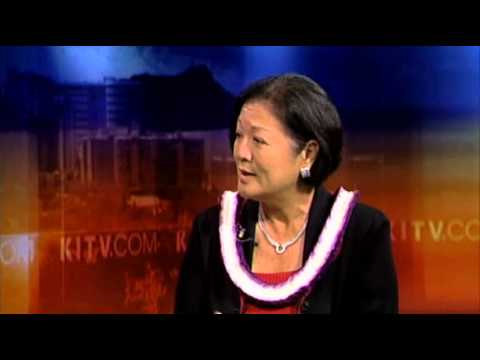 Mazie Hirono interview with KITV