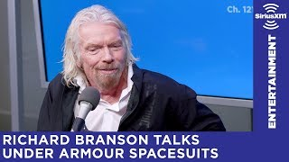 Richard Branson and Kevin Plank on Under Armour