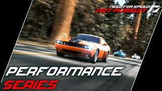 Need for Speed: Hot Pursuit (2010) - Peformance Series Races (PC)