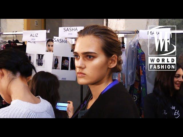 Stella Jean Fall-Winter 15-16  Milan Fashion Week