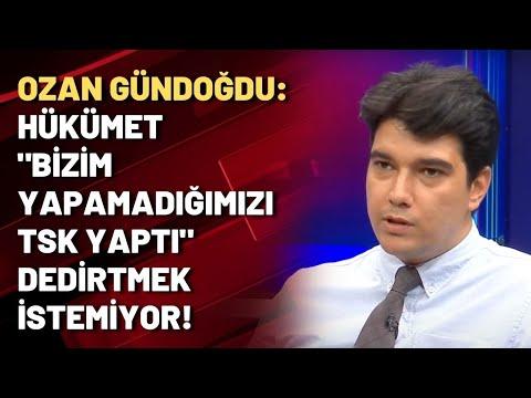 Ozan Gündoğdu: Hükümet \