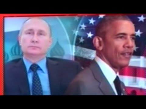 Obama Commits Acts Of War Against Russia To Try And Save Face In Failed Election Bid!