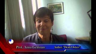 "The Glazov Gang-Anna Geifman on ""Hamas and Terrorists' Child Sacrifice"""