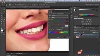 Как отбелить зубы в Photoshop CS6(В данном видеоуроке мы расскажем вам как отбелить зубы на фотографии используя Photoshop CS6. http://youtube.com/teachvideo..., 2012-07-14T14:00:09.000Z)