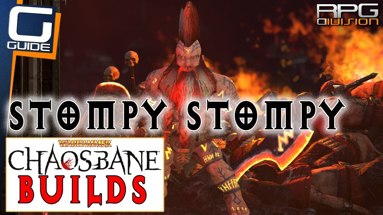WARHAMMER CHAOSBANE - Slayer Stompy Stompy Build for Chaos 5
