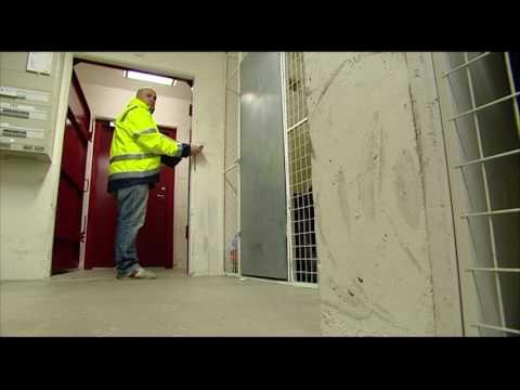 Trångt i Sveriges skyddsrum - Nyheterna (TV4)