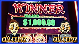 We Won The MAJOR JACKPOT on Dragon Link! Can We Do It TWICE? Palm Springs Spinners