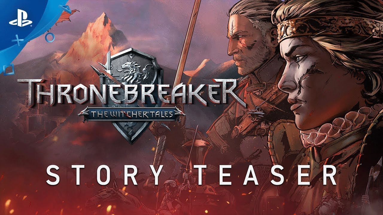 Avance de la historia de Thronebreaker: The Witcher Tales
