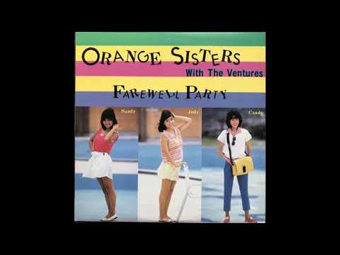 Orange Sisters With The Ventures - Summer Holiday (1984)
