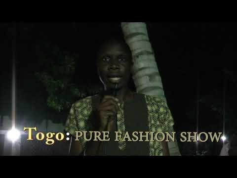 Togo:Pure fashion show sur Afrikultures