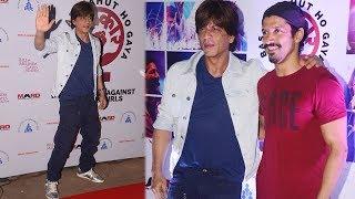 Lalkaar Concert 2017 Red Carpet | Shah Rukh Khan, Farhan Akhtar