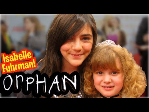 Orphan Isabelle Fuhrman Interview on the Red Carpet w Prodigy Reporter Piper Reese!