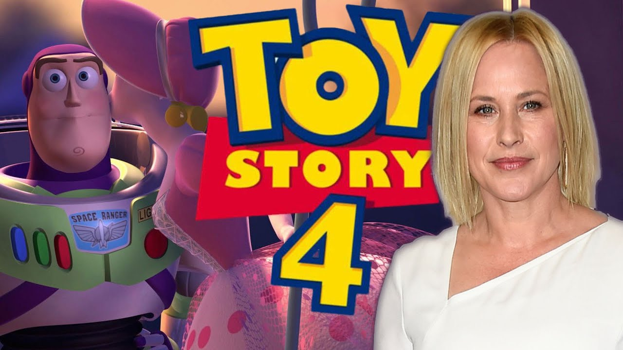 Toy Story 4 Voice Cast Adds Patricia Arquette - Collider - YouTube