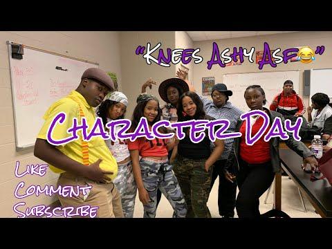 Homecoming Week|Character Day✨🤩| KaySoKhronic