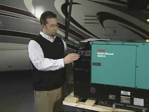 Cummins Onan RV Products How to retrieve fault YouTube