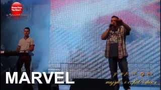 MARVEL na festiwalu w CIELĄDZU - wywiad dla Disco Polo Vip Chart w Love Tv