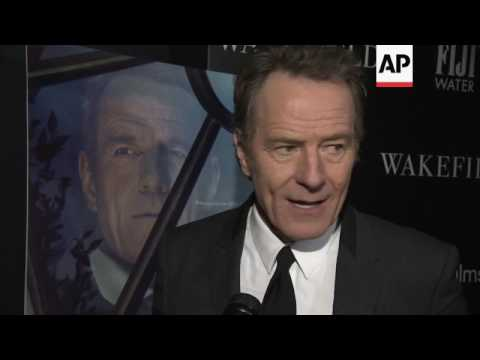 At 'Wakefield' premiere, Jennifer Garner admits she loves smelling Bryan Cranston; Cranston admits h
