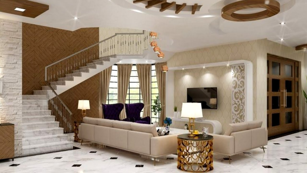 100 Modern Living Room Decorating Ideas 2021 | Drawing Room Wall Decoration | Home Interior Design