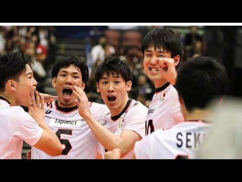 Download Japan Men's Volleyball team: Ready to take on Tokyo 2021 and beyond