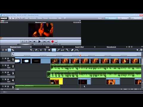 INTRO einfügen + zweite TONSPUR + Videoeffekte | Blender als Schnittprogramm from YouTube · Duration:  6 minutes 48 seconds