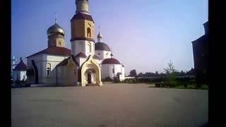 Свято-Елисаветинский женский монастырь в Славском районе Калининградской области