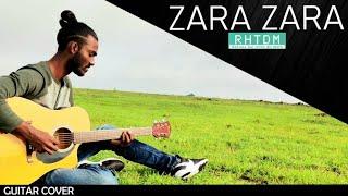 Zara Zara / Vaseegara Guitar Lead cover   RHDTM   GuitarWithAnand   Guitar cover zara zara  