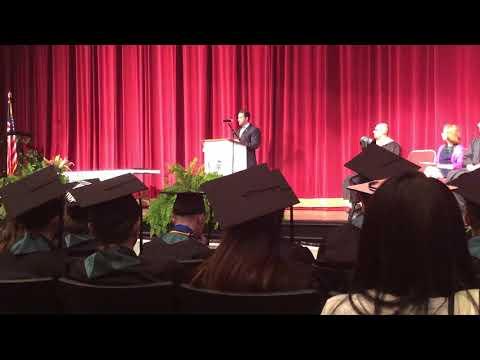 Coastal Leadership Academy Graduation Keynote