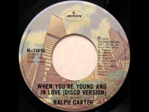 Ralph Carter  When You're Young And In Love