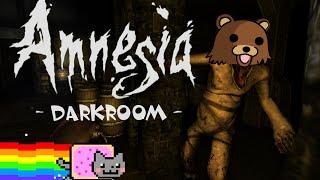 Amnesia DarkRoom │ Mitä V*ttua?  VAROKAA INTRO RAISKAUSTA