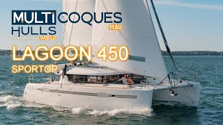 Lagoon 450 S by Multicoques Magazine / Multihulls World