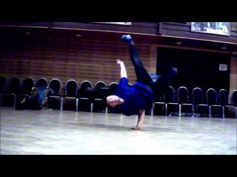 Bboy Tailor trailer 2014 / The Giants