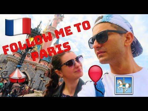CABIN CREW | PARIS LAYOVER | DISNEYLAND | HOTEL TOUR