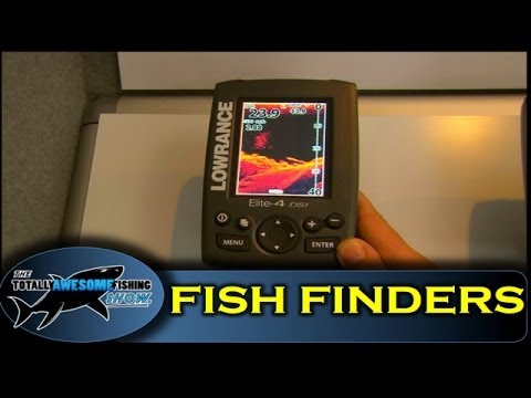 Kayak and Small boat fish finders - Totally Awesome Fishing Show