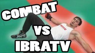 Je boxe un YouTuber : ibraTV !!