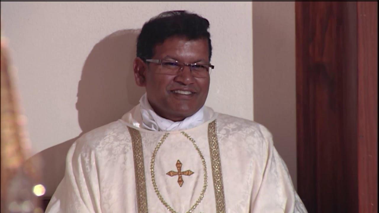 Daily Catholic Mass - 2019-08-06 - Fr  Joseph